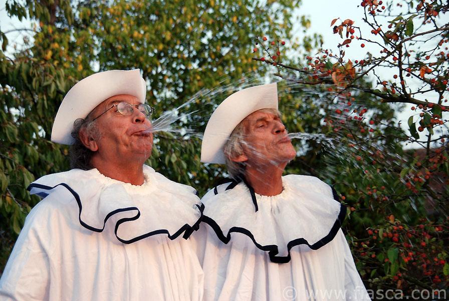 Les angelots (Jo Van Ruymbecke et Dominique Baur)