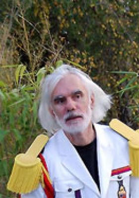 Christian Gatineau, maître de cérémonie