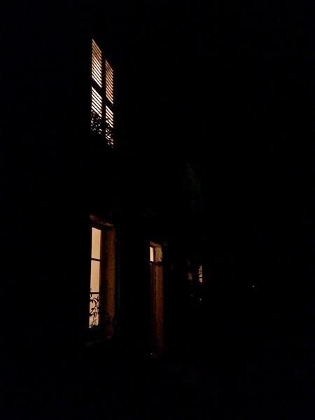 La Perrière - nuit - 2019