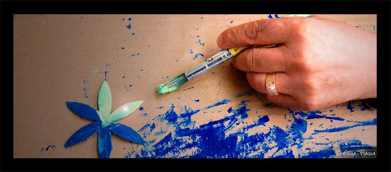 Attirance mutuelle Suis fleur bleue…