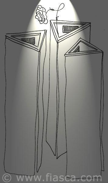 Dessin des burkas
