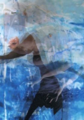 Performance danse lors de LA MERRIERE VACANCES A LA FRICHE