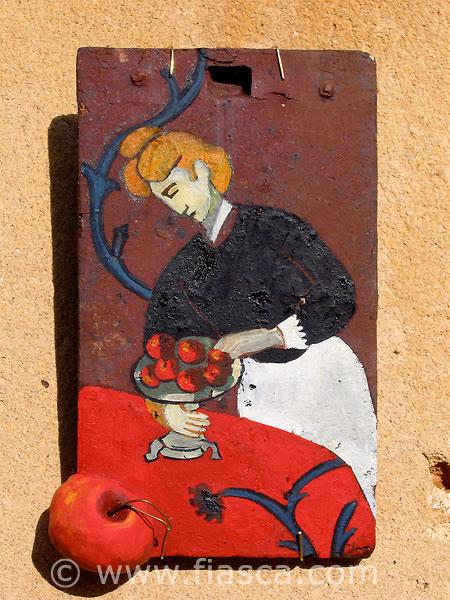 La desserte rouge