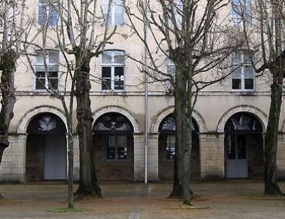 Cour carrée de la Dentelle - Aile droite - Alençon