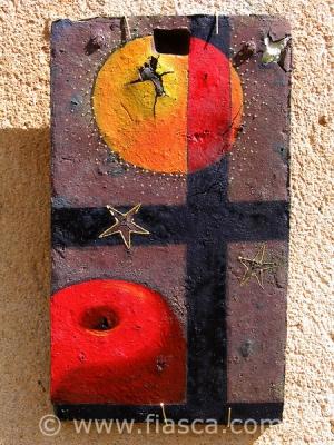 Croix étoile
